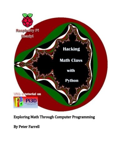 Hacking Math Class with Python: Exploring Math Through Computer Programming por Peter A. Farrell