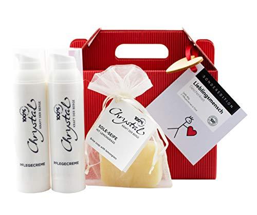Chrystal Naturprodukte Wellness Beauty Geschenkset Sonderedition Lieblingsmensch. 1 x Chrystal...
