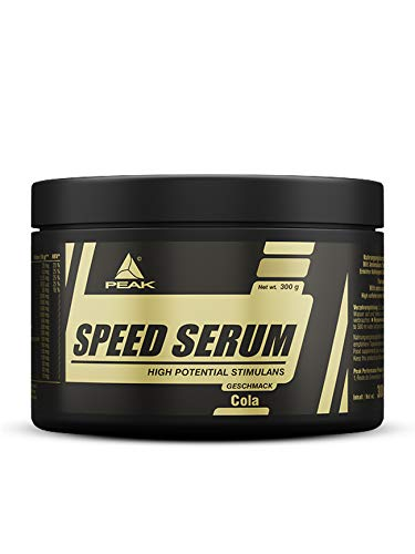 PEAK Speed Serum Cola 300g