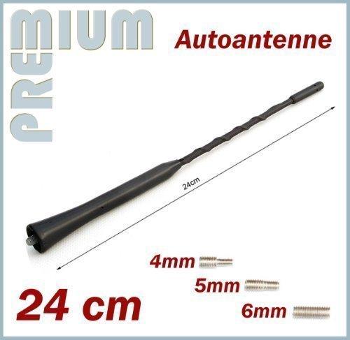 kfz-antennenstab-inionr-universal-24cm-kurz-stab-auto-antenne-mit-m4-m5-m6-gewinde-fur-nissan-almera