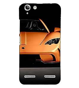 Fuson Designer Back Case Cover for Lenovo Vibe K5 Plus :: Lenovo Vibe K5 Plus A6020a46 :: Lenovo Vibe K5 Plus Lemon 3 (A car theme)