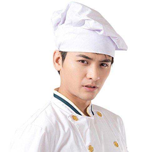 Susenstone Chef Works CHAT Hat Kochen Koch Lebensmittel Prep Restaurant Home Kitchen Gift Essen