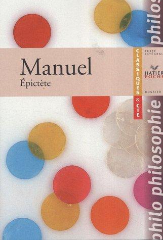 Manuel par Epictete