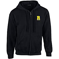 Brand88 Bulldogs, Heavy Blend™ Full Zip Hooded Sweatshirt