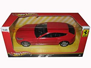 Hot Wheels Ferrari 1:43 FF Die-Cast Car Vehicle X5534