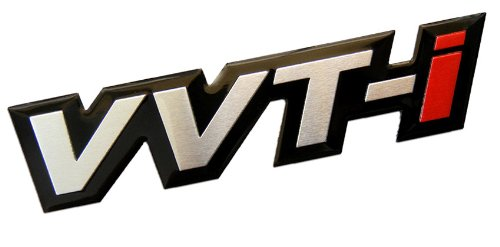 vvt-i-variable-valve-timing-with-intelligence-real-aluminum-engine-hood-emblem-badge-nameplate-jdm-f