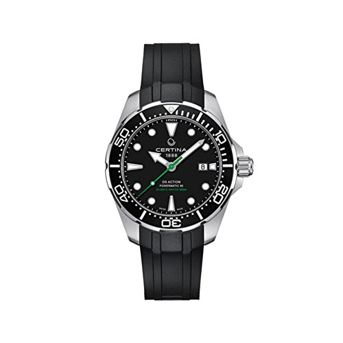 Certina DS Action Diver Herren-Armbanduhr 43mm Automatik C032.407.17.051.00