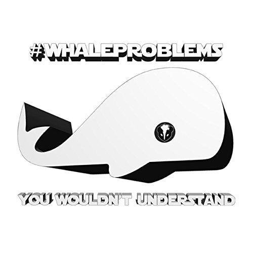 Whale Problems Star Wars SWGOH Men's Vest White