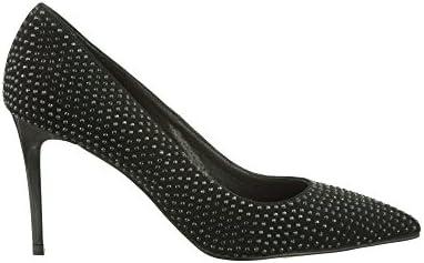Gianrico Mori K6016-Veronica - Zapatos de vestir para mujer Negro negro
