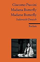 Madame Butterfly : Libretto (dt/it)