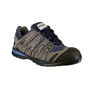 Amblers Safety FS34C - Chaussures de sécurité - Homme (37 EUR) (Bleu)