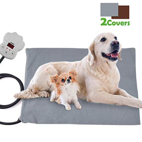 FOCHEA Manta Eléctrica Mascotas