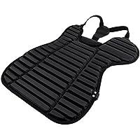 perfk Ideal Protector de Pecho de Beísbol para Juegos y Ejercicios Proteger y Reducir Rebote de Bola Tamaño Aprox 54 X 42cm
