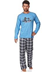 Cornette Ensemble Pyjama Homme CR-124-Tower-Bridge
