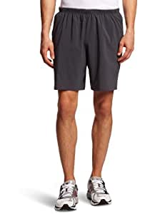 Brooks Men's Rogue NER III Running Shorts - Anthracite/Black, Small