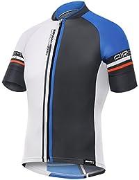 Santini Airform – Maillot de Ciclismo para Hombre Airform 2.0 Maillot de  Manga Corta b6a0456b4