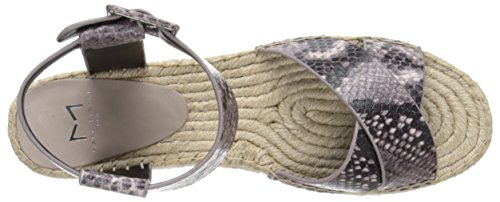 Marc Fisher Vienna Cuir Sandales Natural Multi