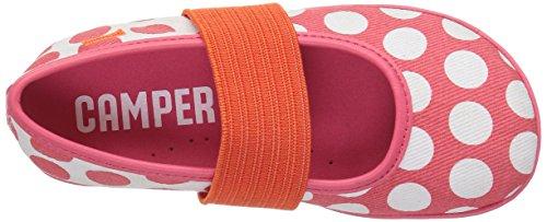 Camper Right K800096-002 Ballerine Enfant Multicolore