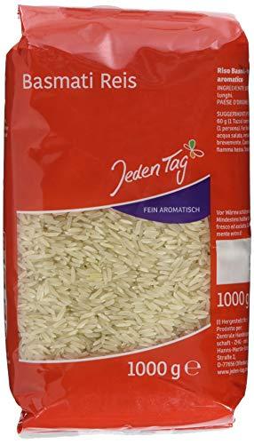 Jeden Tag Basmati Reis, 1000 g