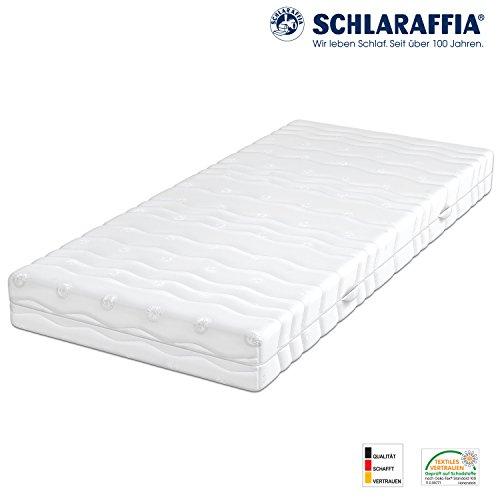 Schlaraffia Viva Plus Aqua Taschenfederkern Plus Matratze 90×200 H3 - 2