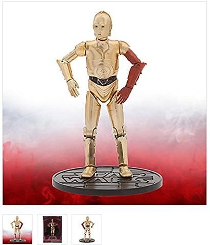 Disney - C-3PO Elite Series Die Cast Action Figure -