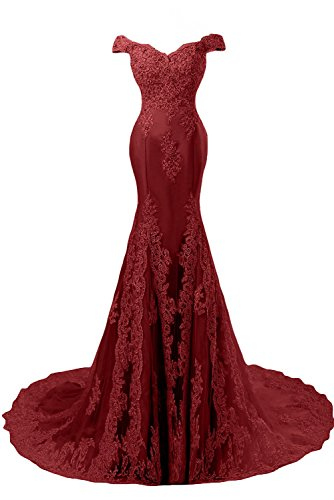 CoutureBridal -  Vestito  - Astuccio - Donna rosso vivo
