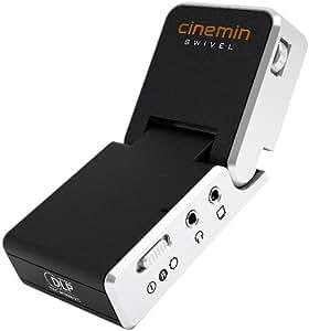 Cinemin Swivel Multimedia DLP High Definition Home Cinema Projector
