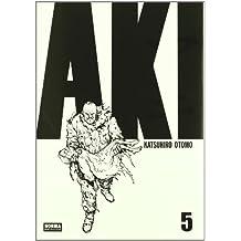 AKIRA 05 (CÓMIC MANGA)