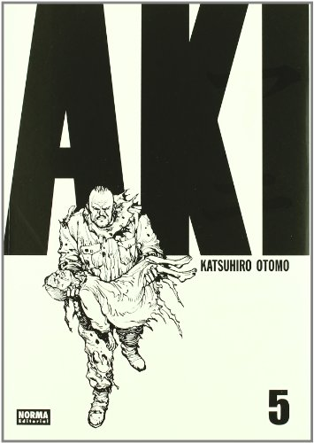 AKIRA COLOR 05 (CÓMIC MANGA)