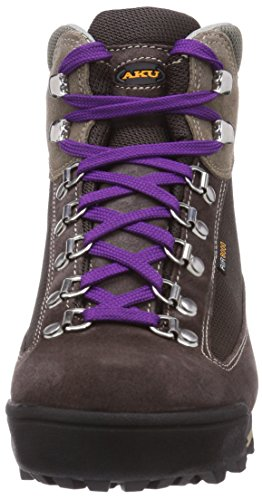 AKU ULTRALIGHT MICRO GTX Damen Trekking- & Wanderstiefel Braun (BRON/VIOLET 385)