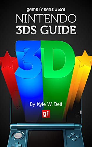 Game Freaks 365 S Nintendo 3ds Guide English Edition Ebook Kyle