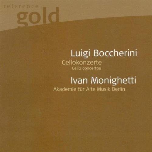 Concerto Per Violoncello N.6 G 479, N.1