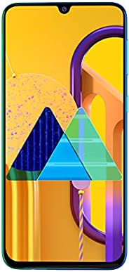 Samsung Galaxy M30s (Sapphire Blue, 6GB RAM, Super AMOLED Display, 128GB Storage, 6000mAH Battery)