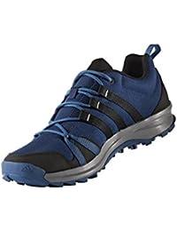 adidas TRACEROCKER - Zapatillas de trail running para Hombre, Azul - (AZUMIS/NEGBAS/GRIS) 48