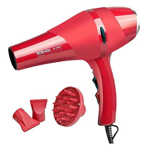 Hairdryer Househould Haartrockner Schlag heiß und kalt Wind und freie Düsen Styling Tools Xagoo