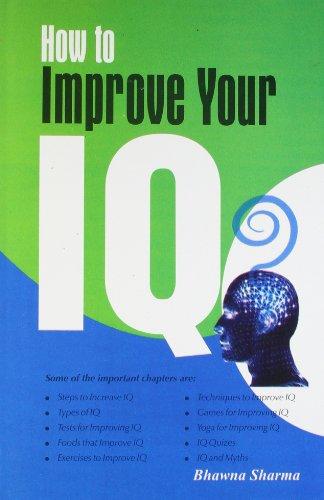How to Improve Your IQ par Sharma Bhawna