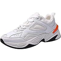Kinlene Zapatillas de Correr para Hombre Zapatillas de Deporte para Caminar al Aire Libre Calzado Deportivo cómodo Hombres Deporte