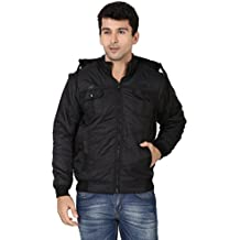 Ico Blue Stor Men's Polyester Jacket