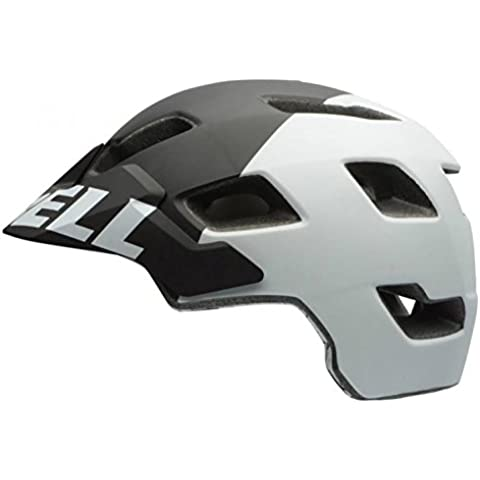 Bell Stoker MIPS Helmet - Matte Black/White Aggression Large by Bell