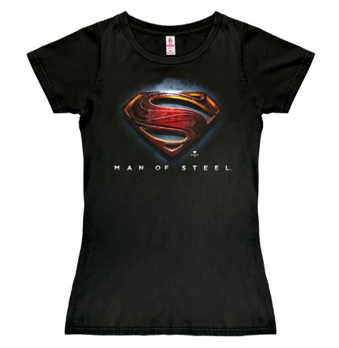 Superman Man of Steel Mujer...