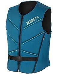 Jobe - Comp Vest Reversible, color black / green, talla M