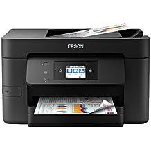 Epson WorkForce Pro WF-4725DWF 4800 x 1200DPI Inyección de tinta A4 34ppm Wifi - Impresora multifunción (Inyección de tinta, Impresión a color, 4800 x 1200 DPI, A4, Impresión directa, Negro)