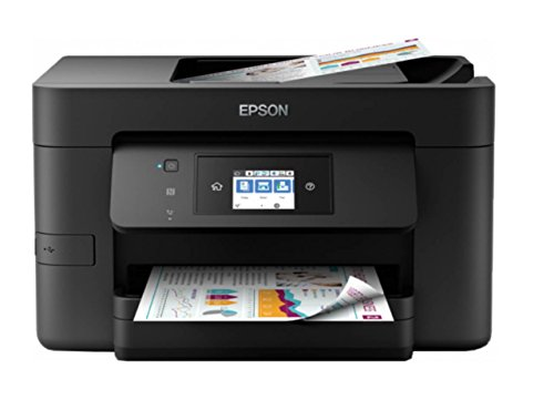 EPSON WorkForce Pro WF-4725DWF 4in1 MFP
