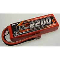 XCell LiPo Cracker 2200mAh 11,1V 25C