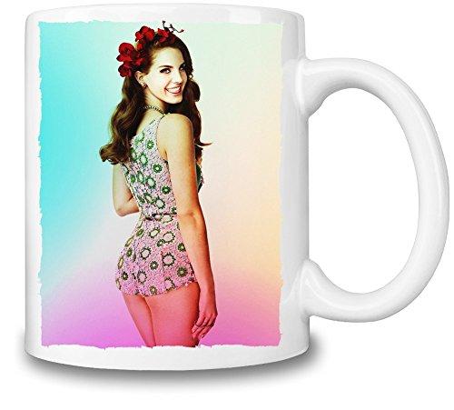 Lana Del Rey Sexy Becher-Schale -