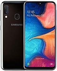 Samsung Galaxy A20e Smartphone (14.82cm (148.2 mm) 5.8 Zoll) 32GB interner Speicher, 3GB RAM, Dual SIM, Schwar