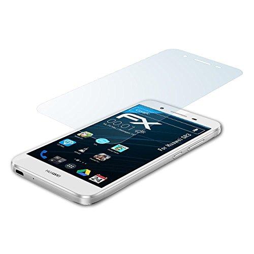 atFolix Schutzfolie kompatibel mit Huawei GR3 Folie, ultraklare FX Bildschirmschutzfolie (3X)