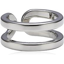 Calvin Klein Jewelry CK return - Anillo de acero inoxidable