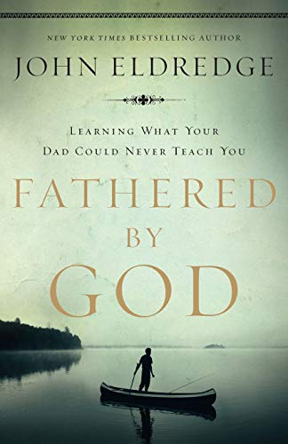 Fathered by God.