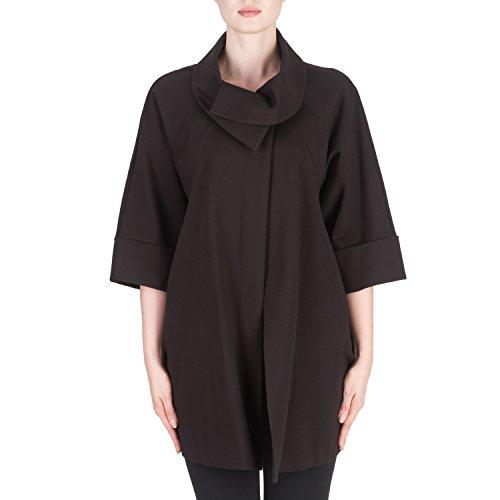 Joseph Ribkoff Black Vest Style - 153302U Collection 2019